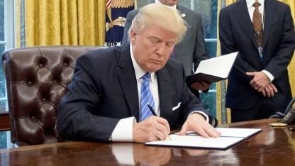 Trumps neues Gesetz verbietet Kaspersky-Software auf US-Regierungscomputern.