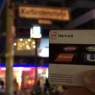 E-Ticket Deutschland bei der BVG: Bewegungspunkt am Straßenstrich