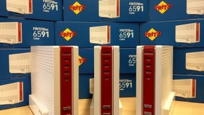 Fritzboxen für Bochum