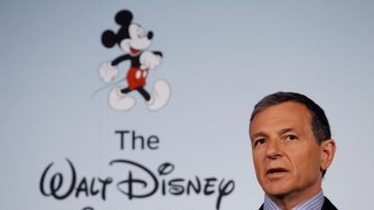 Disney-Chef Bob Iger