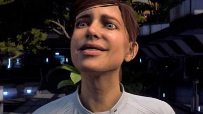 Hauptfigur in Mass Effect Andromeda