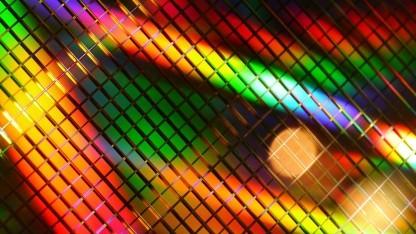 Weder eine CPU noch eine GPU, sondern bunter Flash