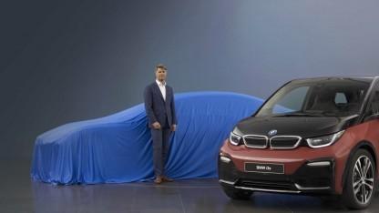 BMW-Chef Harald Krüger auf der IAA 2017