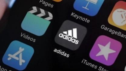 Adidas sieht seine Zukunft in Apps.