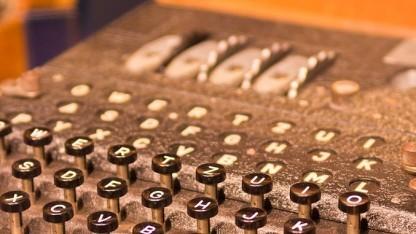 Die Enigma ist Namenspate für Enigmail.