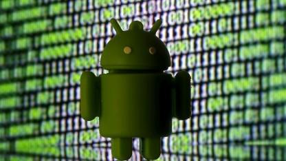 Besitzer von Android-Smartphones sollten die üblichen Sicherheitsmaßnahmen befolgen.