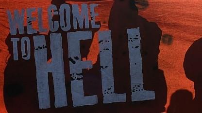 Willkommen in der Hölle!