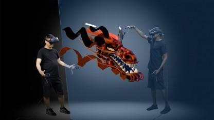 Es gibt viele Wege, mit VR kreativ zu werden.