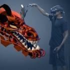 Kreativ-Apps für VR-Headsets: Austoben im VR-Atelier