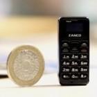 Tiny T1: Kleinstes Handy der Welt ist finanziert
