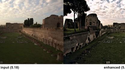 Nima kann Bilder automatisch nach eigenem Ermessen verbessern.