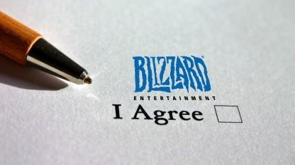 Blizzard installiert ein merkwürdiges Zertifikat.