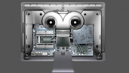 iMac Pro von innen