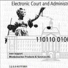 Gerichtspostfach: EGVP-Client kann weiter genutzt werden