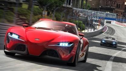 Artwork von Gran Turismo 6