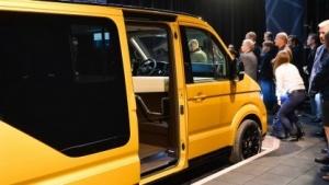 Der neue Moia-Elektrobus von Volkswagen
