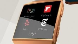 Auf der Fitbit Ionic laufen nun mehr Apps von anderen Firmen.