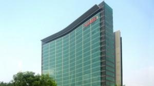 Huawei-Hauptquartier in Shenzhen, China