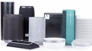 Smarte Lautsprecher mit Alexa und Google Assistant