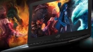Die Rog-Strix-Hero-Edition ist auf Moba-Spiele ausgelegt.