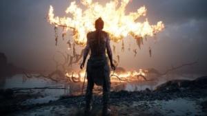 In Hellblade kämpft eine Kriegerin mit echten und nicht so echten Feinden...