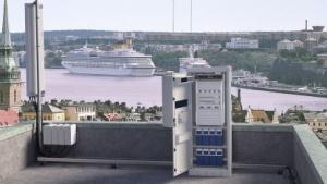 Ausrüstung von Ericsson