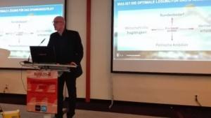 Der Telekom-Chef spricht auf der Buglas Jahrestagung.