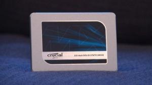 Crucials MX500