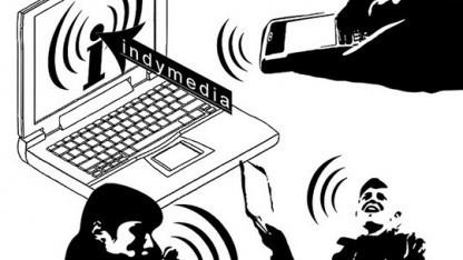 Auf Indymedia kommen hohe Gerichtskosten zu