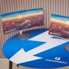 CJ791: Samsung stellt gekrümmten Thunderbolt-3-Monitor vor