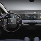 Elektromobilität: Byton stellt Elektroauto mit Riesendisplay vor