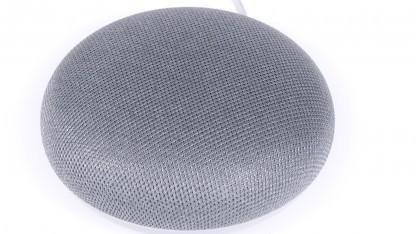 Der Home Mini von Google