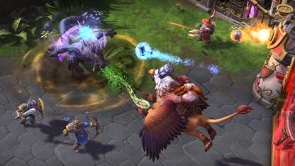 Die Partien in Heroes of the Storm sind auch Blizzard derzeit zu kurz.