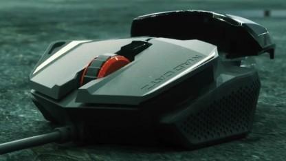 Die neue Rat-Air-Maus ist hoffentlich so komfortabel wie ihre Vorgänger.