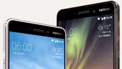 Neues Nokia 6