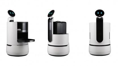 Drei Serviceroboter der Cloi-Marke: Komfort und Innovation im Leben bieten