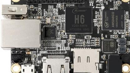 Der Orange Pi Plus ist ein kleiner Bastelrechner für 20 US-Dollar.