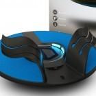 3D Rudder Blackhawk: Mehr Frags mit Fußschlaufen