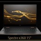 Spectre 15 x360: HPs Convertible gibt es mit Geforce oder Radeon
