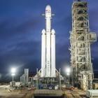 Raumfahrt: Elon Musk kündigt Erstflug der Falcon Heavy für Januar an