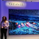 The Wall: Samsungs neuer Riesenfernseher ist modular