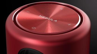 Nebula Capsule läuft mit Android TV.