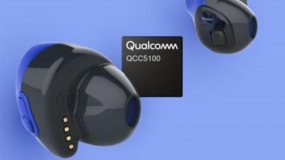 Qualcomms neuer Chip soll in diversen Bluetooth-Headsets verwendet werden können.