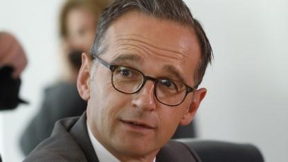 Bundesjustizminister Heiko Maas (SPD) verteidigt sein NetzDG.