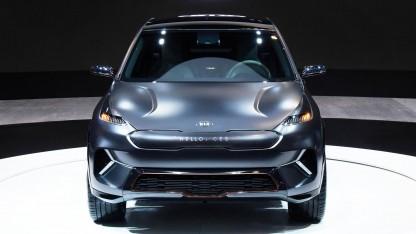Kia Niro EV: Der Car-Sharing-Dienst Wible kommt Ende 2018 nach Europa.