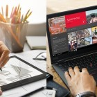 Lenovo Thinkpad X1: Dolby Vision für das Yoga, 3K-Display für das Tablet