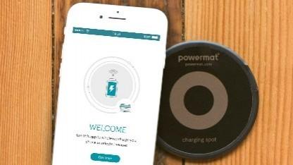 Die Powermat-Produkte sind ohnehin mit Qi-Geräten wie dem iPhone kompatibel. Jetzt will Powermat mehr in Qi einbringen.