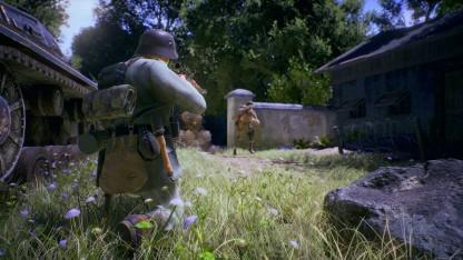 Battalion 1944 spielt im Szenario des Zweiten Weltkriegs.