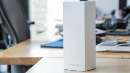 Die Mesh-Router von Linksys werden jetzt auch von Apple verkauft.