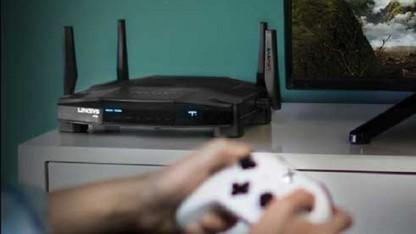 Der WRT32XB priorisiert Netzwerktraffic einer Xbox.
